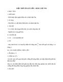Giáo án Vật lý 9 bài 2: Điện trở của dây dẫn-Định luật ôm