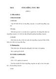 Giáo án GDCD 9 bài 8: Năng động sáng tạo