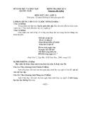 9 Đề kiểm tra HK1 Ngữ Văn 12 (2011-2012)