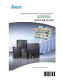 Sensorless Vector Control Drives - Hướng dẫn sử dụng