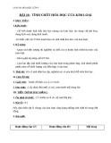 Giáo án bài Tính chất hóa học của kim loại - Hóa 9 - GV.Phạm V.Minh