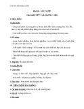 Giáo án Hóa học 9 bài 50: Glucozơ