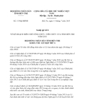 Nghị quyết 11/NQ-HĐND