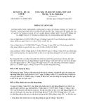 Thông tư liên tịch 03/2013/TTLT-BNV-BTC