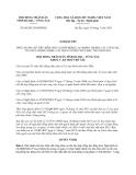 Nghị quyết 08/2013/NQ-HĐND tỉnh Bà Rịa – Vũng Tàu