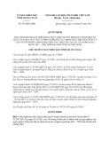 Quyết định 972/QĐ-UBND năm 2013