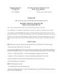 Nghị quyết 11/NQ-HĐND năm 2013