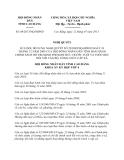 Nghị quyết 08/2013/NQ-HĐND