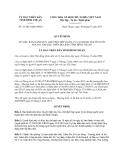 Quyết định 32/2013/QĐ-UBND tỉnh Bình Thuận