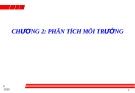 Bài giảng Quản trị chiến lược: Chương 2 - Ts.Lê Thị Thu Thủy