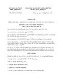 Nghị quyết 63/2013/NQ-HĐND