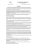 Thông tư 08/2013/TT-BNV