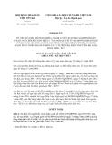 Nghị quyết 18/2013/NQ-HĐND sửa đổi Điều 1 Nghị quyết 26/2011/NQ-HĐND