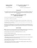 Nghị quyết 18/2013/NQ-HĐND tỉnh Thái Nguyên