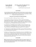 Quyết định 2671/QĐ-UBND tỉnh Thanh Hóa