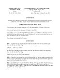 Quyết định 29/2013/QĐ-UBND tỉnh Đồng Tháp