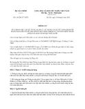 Thông tư 110/2013/TT-BTC