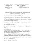 Thông tư liên tịch 105/2013/TTLT-BTC-BGDĐT  Bộ Giáo dục và Đào tạo