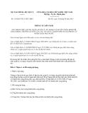 Thông tư liên tịch 119/2013/TTLT-BTC-BNV