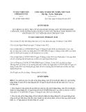 Quyết định 28/2013/QĐ-UBND tỉnh Kon Tum