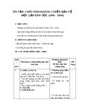 Giáo án Lịch sử 4 bài 18: Trường học thời hậu Lê
