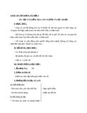 Bài 17-18:  Ôn tập con người và sức khỏe - Giáo án Tự nhiên Xã hội 3 - GV:N.T.Sỹ