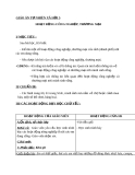Bài 31: Hoạt động công nghiệp thương mại - Giáo án Tự nhiên Xã hội 3 - GV:N.T.Sỹ
