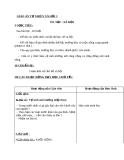 Bài 39: Ôn tập xã hội - Giáo án Tự nhiên Xã hội 3 - GV:N.T.Sỹ