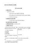 Bài 3: Vệ sinh hô hấp - Giáo án Tự nhiên Xã hội 3 - GV:N.T.Sỹ