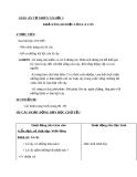 Bài 46: Khả năng kì diệu của lá cây - Giáo án Tự nhiên Xã hội 3 - GV:N.T.Sỹ