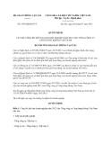 Quyết định 1956/QĐ-BGTVT năm 2013