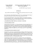 Kế hoạch 121/KH-UBND