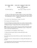 Quyết định 44/2013/QĐ-TTg