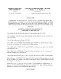 Nghị quyết 04/2013/NQ-HĐND tỉnh Bình Phước
