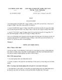 Văn bản hợp nhất 06/VBHN-VPQH năm 2013