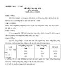 Đề kiểm tra học kì 2 Địa 9 – THCS Tân Phú (kèm đáp án)