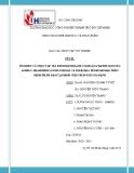 Báo cáo thực tập tốt nghiệp: Tìm hiểu và thực tập qui trình định danh vi khuẩn staphylococcus aureus, heamophilus influnenae và klebsiall peneumoniae trên bệnh phẩm đàm tại bệnh viện nhân dân Gia Định