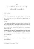 Giáo án GDCD 6 bài 18: Quyền được bảo đảm an toàn và bí mật thư tín điện thoại điện tín