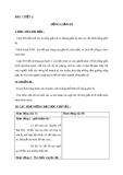 Giáo án GDCD 7 bài 1:  Sống giản dị