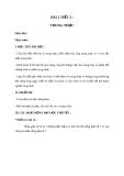 Giáo án GDCD 7 bài 2: Trung thực