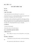 Giáo án GDCD 7 bài 7: Đoàn kết tương trợ