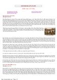 Triều Mạc (1527 - 1592)