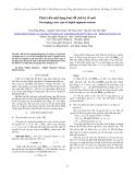 Phát triển một dạng lược đồ chữ ký số mới: Developing a new type of digital signature scheme - Lưu Hồng Dũng