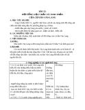 Giáo án bài Đời sống vật chất của cư dân Văn Lang - Lịch sử 6 - GV:L.T.Anh