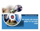 Bài giảng Áp dụng hải quan điện tử tại Việt Nam