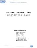 Chuyên đề: Quy định pháp luật về quản lý tiền tệ và ngoại hối