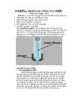 Phương pháp gia công tia nước