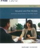 Valuation and Risk Models book 4