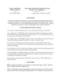 Quyết định 1072/QĐ-UBND năm 2013