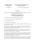 Nghị quyết 93/NQ-HĐND năm 2013